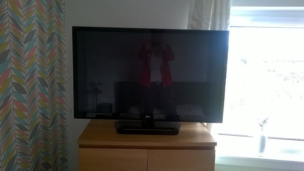 "42"" LG digital tv"