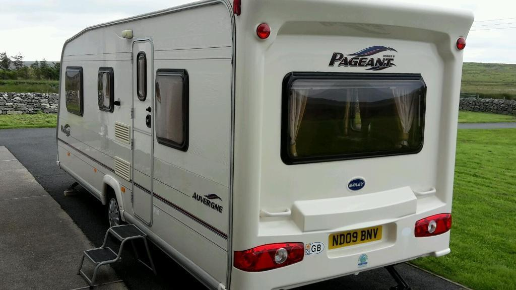 Bailey Pageant series 5 (Auvergne) 2005 4/5 berth