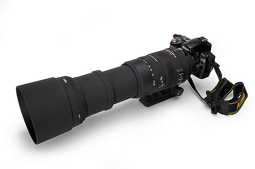 Sigma 150-500mm f/5-6.3 Immaculate condition.