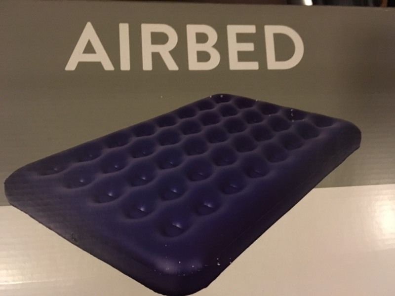 Double Airbed - NEW!
