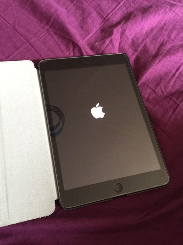 iPad mini 16gb wifi *nearly new*