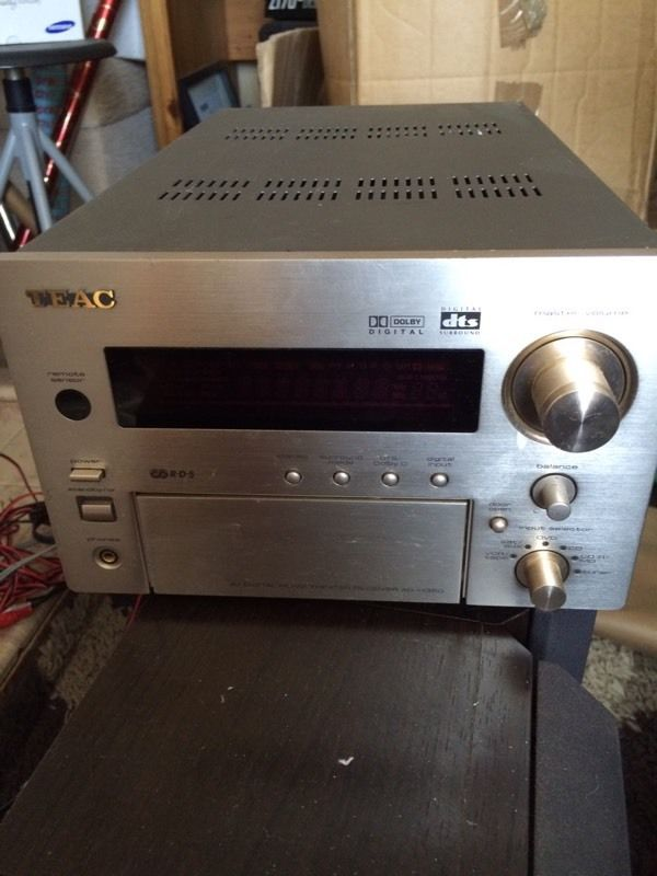 TEAC AG-H350 reference series AV Home theatre receiver Amplifier Micro amp