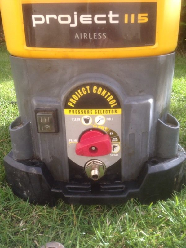 Sprayer Wagner airless Spares or repair