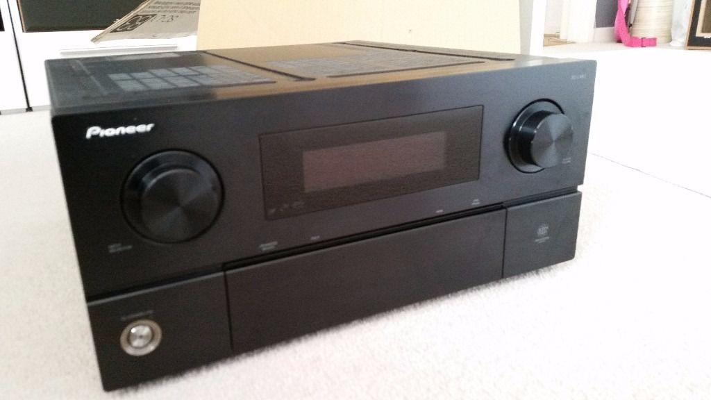 Pioneer SC-LX 83 home cinema receiver
