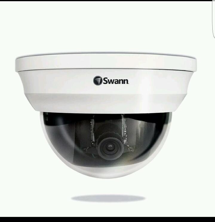 SWANN PRO SERIES DOME CAMERA CCTV BNIB
