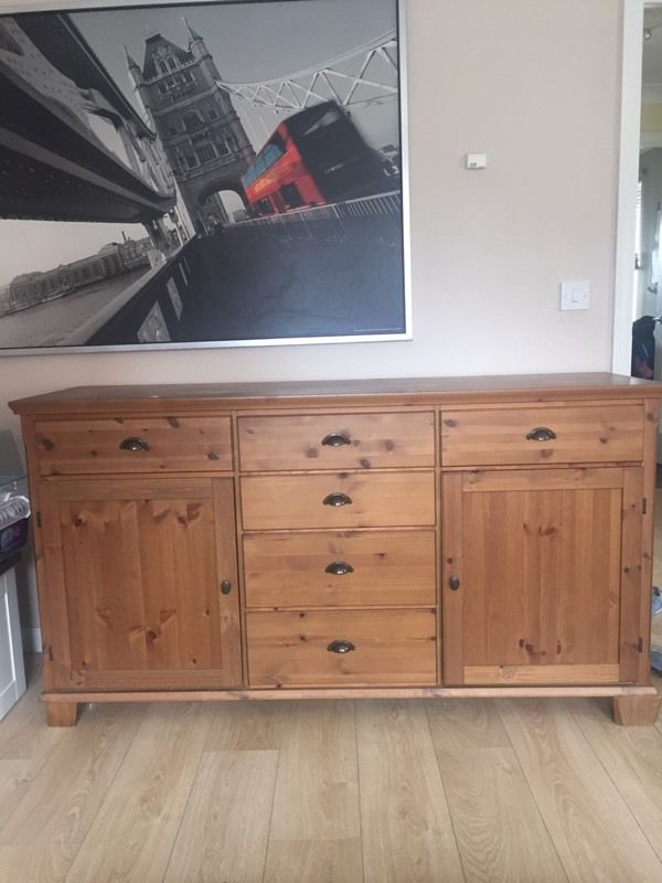 IKEA sideboard / chest of drawers
