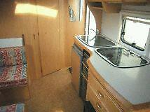 Bailey Pageant Loire 2002 caravan