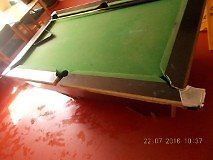 Pool table pub type needs lot of attention