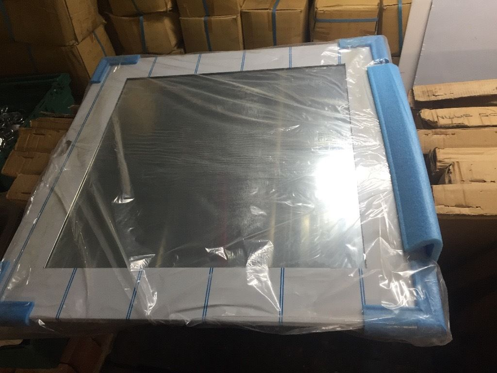 Silver Wall Mirror BRAND NEW