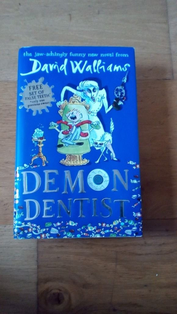Demon dentist by david walliams.