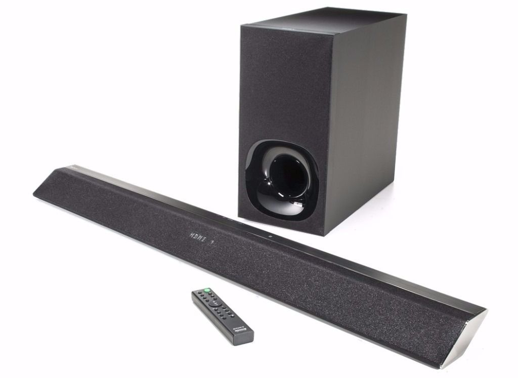 new sony CT-780 sound bar with subwoofer