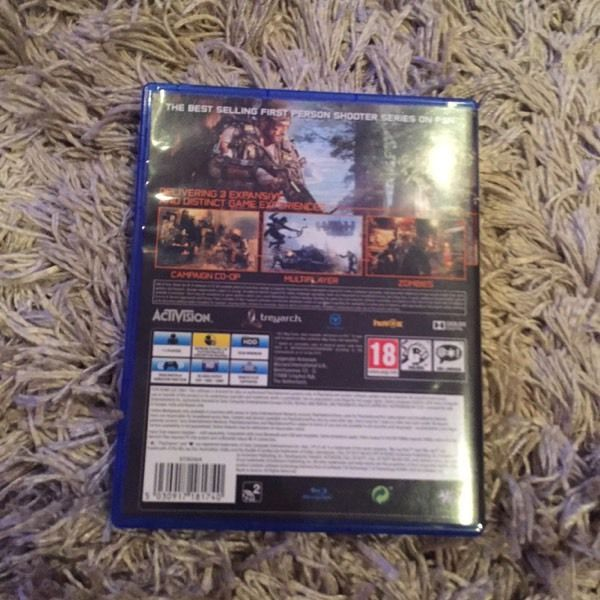 Call of Duty PS4 Black Ops 3
