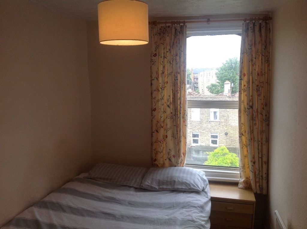 Brigth spacious double room