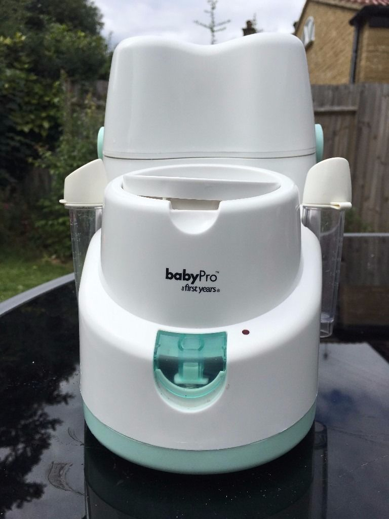 BabyPro bottle warmer in great condition.