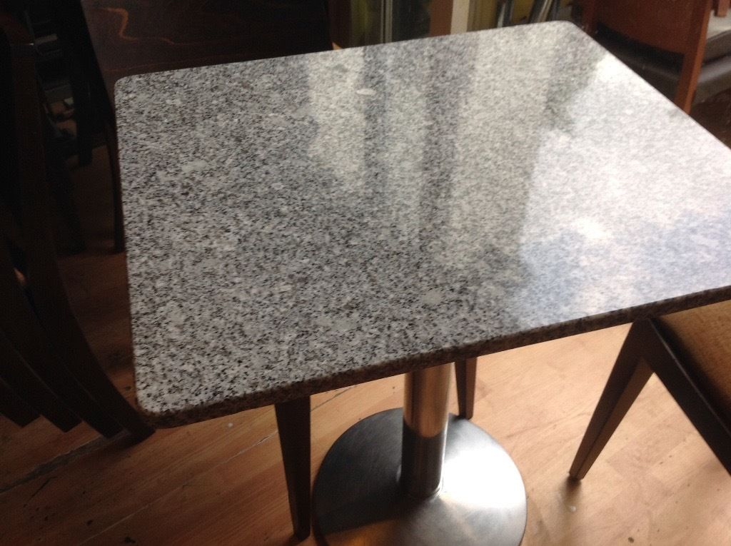 Job lot 18x restaurant cafe marble granite tables