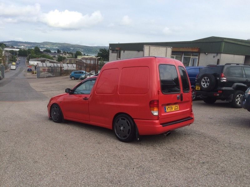 Seat inca 1.8T, Caddy,Van,Sleeper