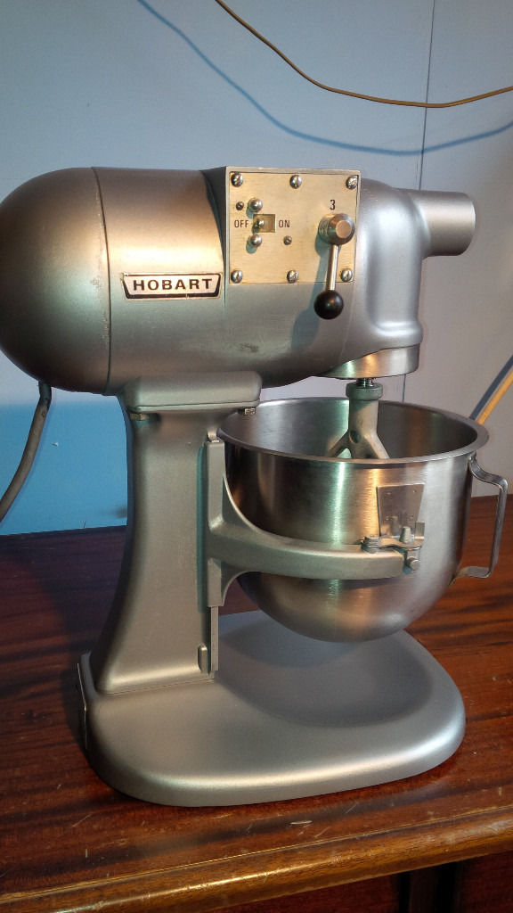 Hobart Model N50 Electric Table Top Planetary Food Mixer
