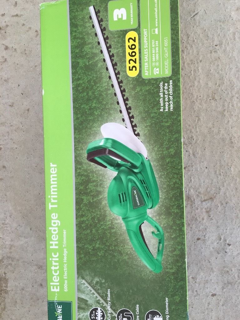 Hedge Trimmer rarely used