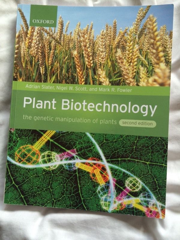 Plant Biotechnology Textbook