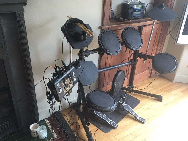 Session Pro DD502(J) electric Drum kit