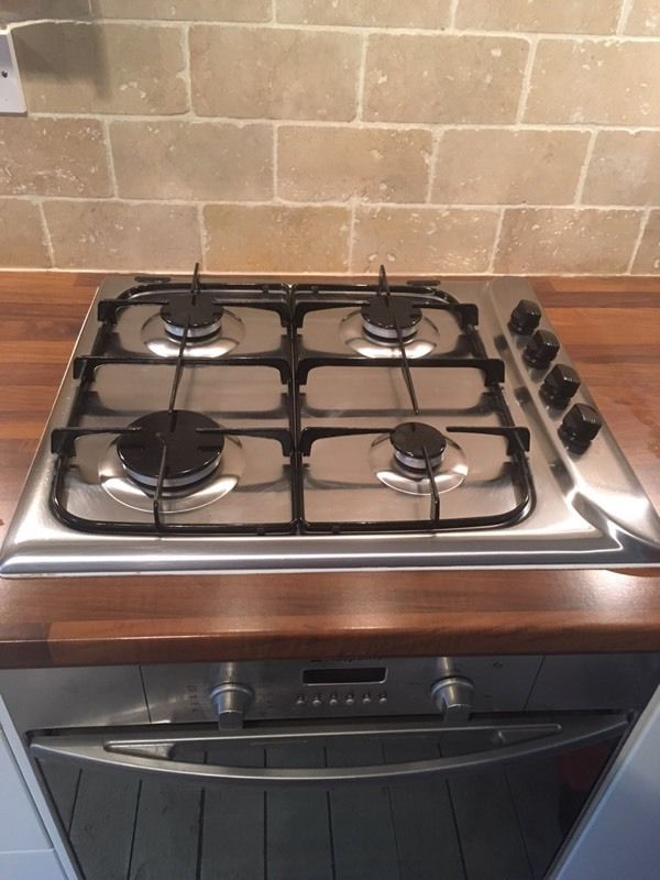 Hotpoint used gas hob.