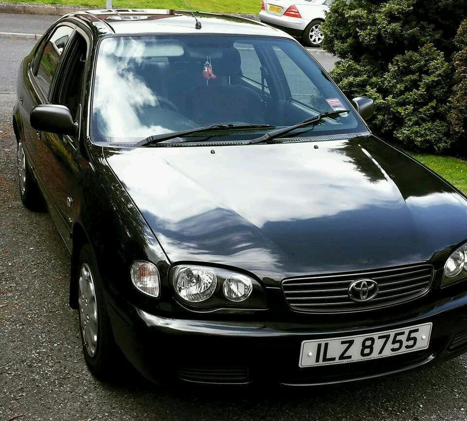 SWAP FOR A 7 SEATER MPV (Toyota Corolla)