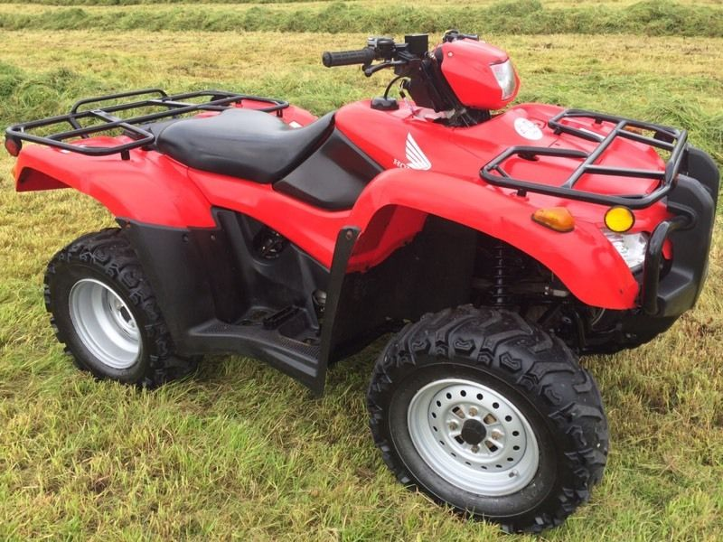 Honda 500cc Farm Quad