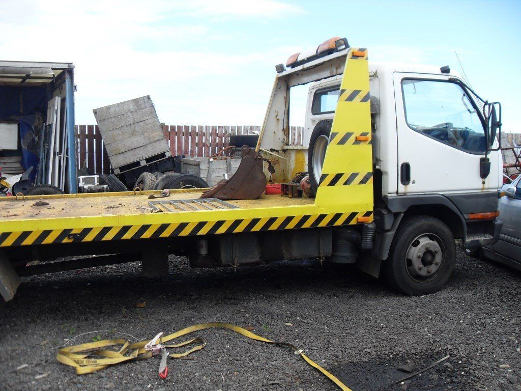 Recovery Vehicle