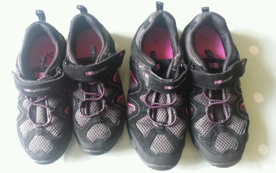 Karrimor Child's Walking Hiking Shoes