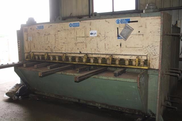 LVD HSL H20 31/12 3 PHASE GUILLOTINE