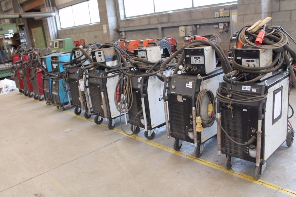 LARGE SELECTION OF WELDERS