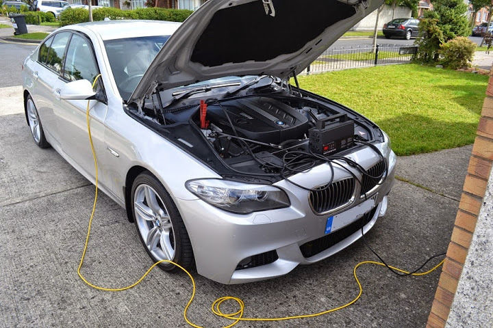 BMW specialist (Electronic faults, Airbag, Bluetooth, iDrive) in Portadown/Armagh