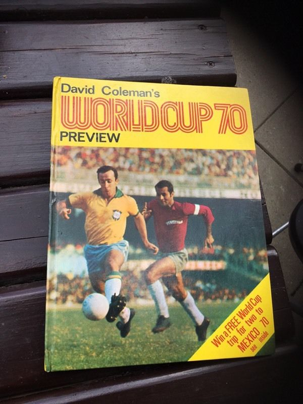 David Coleman World Cup 70 preview