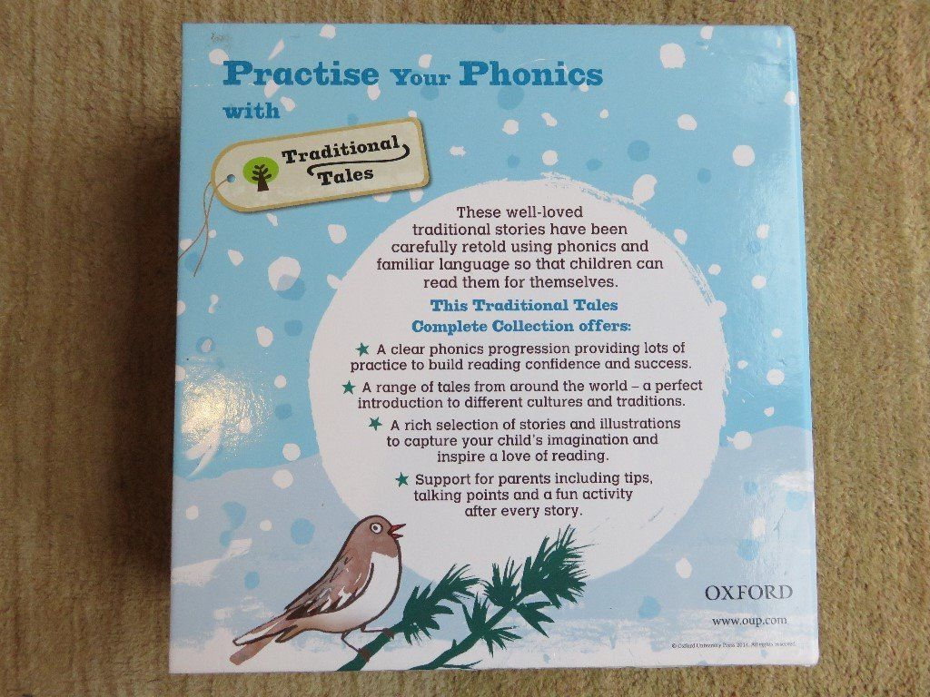 Practise your Phonics with Traditional Tales Set Collection ( 21 Books )