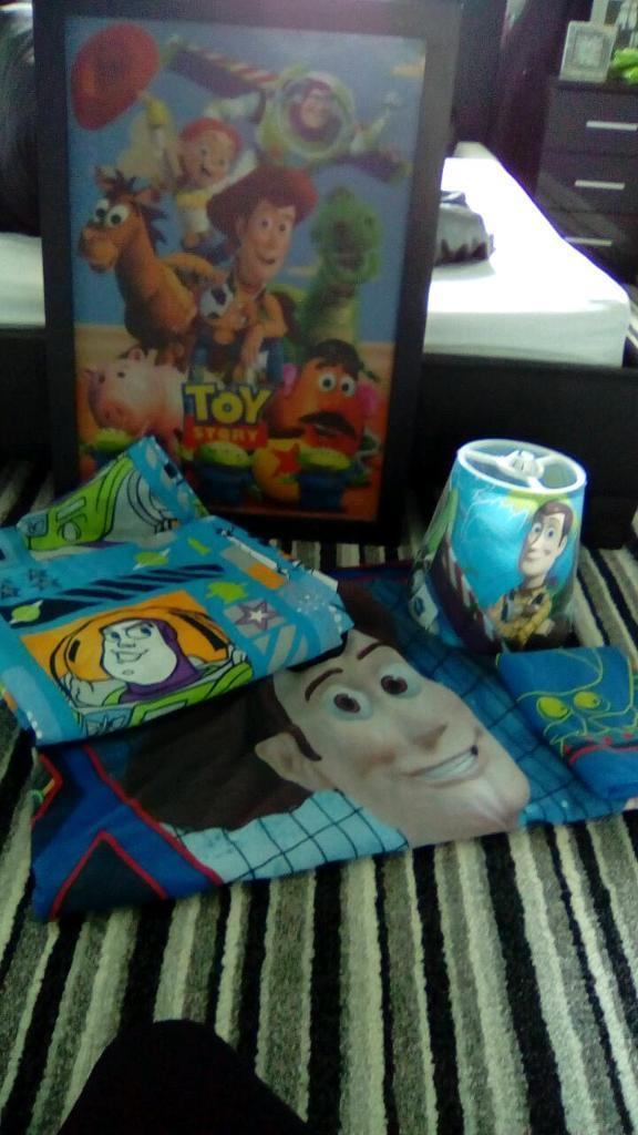 Toy story bedroom bundle