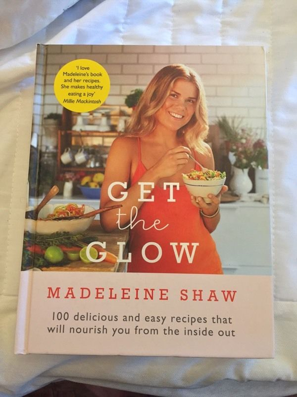 Get the Glow recipe book