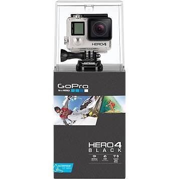 Go pro hero 4 wanted