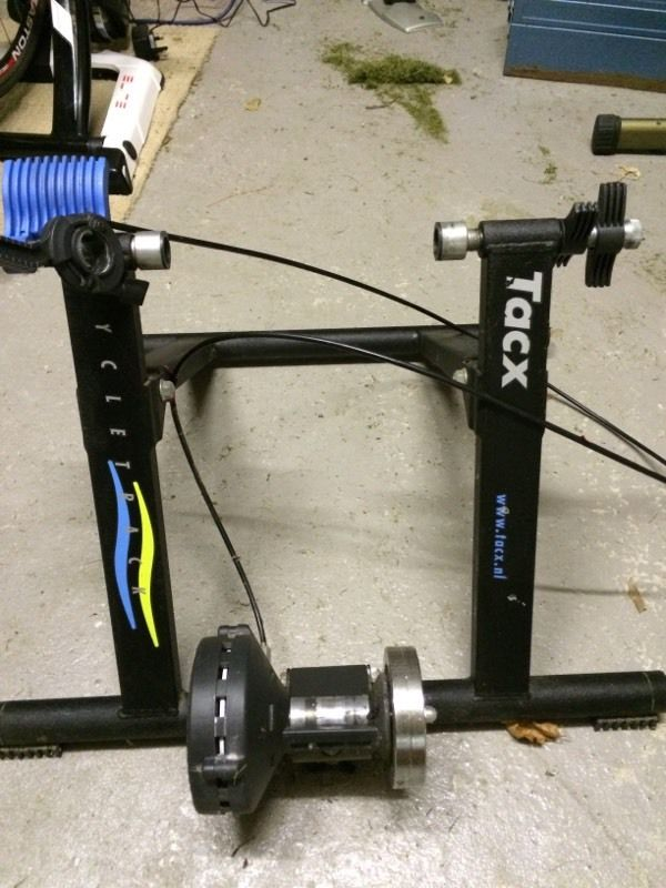 Turbo trainer Tacx