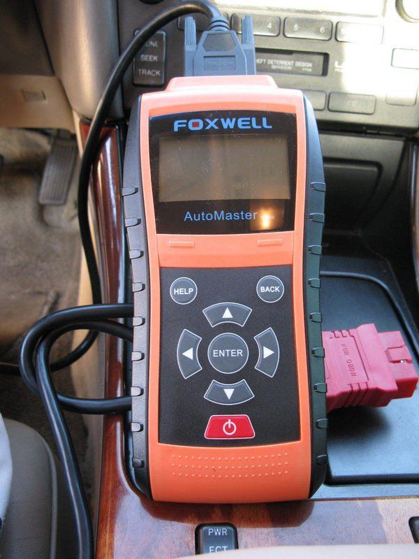 Foxwell NT600 Automaster Dealer Level Scan Tool Used