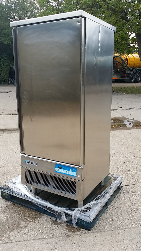 Polaris Techno Jump 3 Phase Commercial Blast Chiller 2006