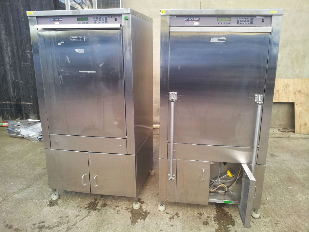2 x Lancer Glassware Washer Dryer laboratories pharmaceutical Medical Equipment