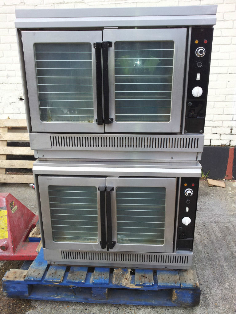 Bakery Convection OVEN FALCON TWIN DECK NAT GAS ( G1112/2 ) BAKERY EQUIPMENT
