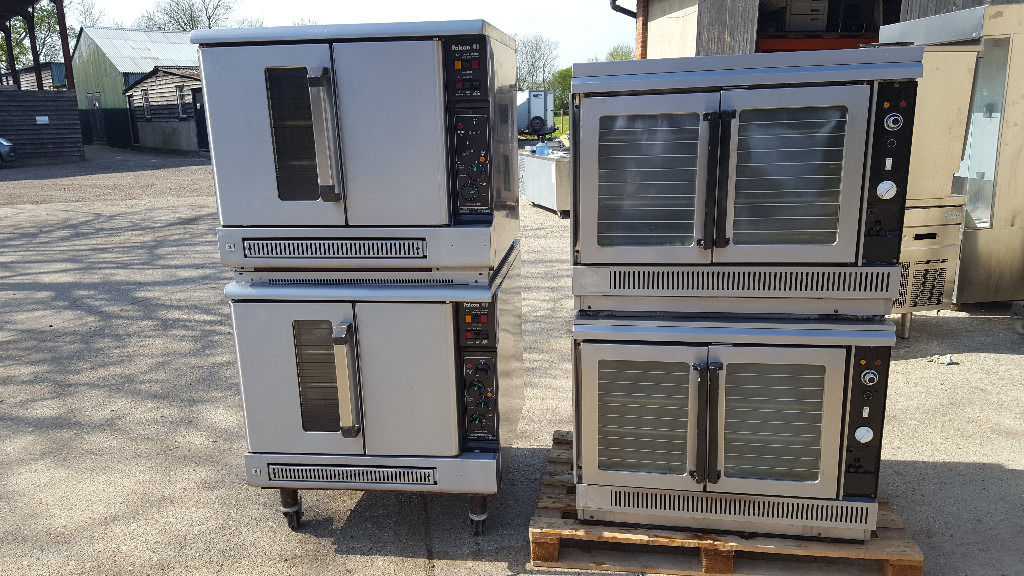 2 x Falcon Convection Gas Bakery Oven Very Large Oven