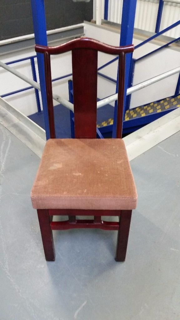 18 x used Indian restaurant chairs