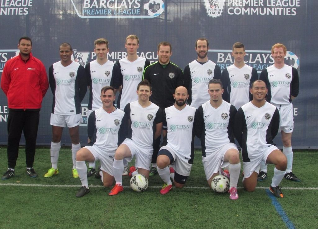 Join South Londons biggest football team, Join the South London Football Network, find football