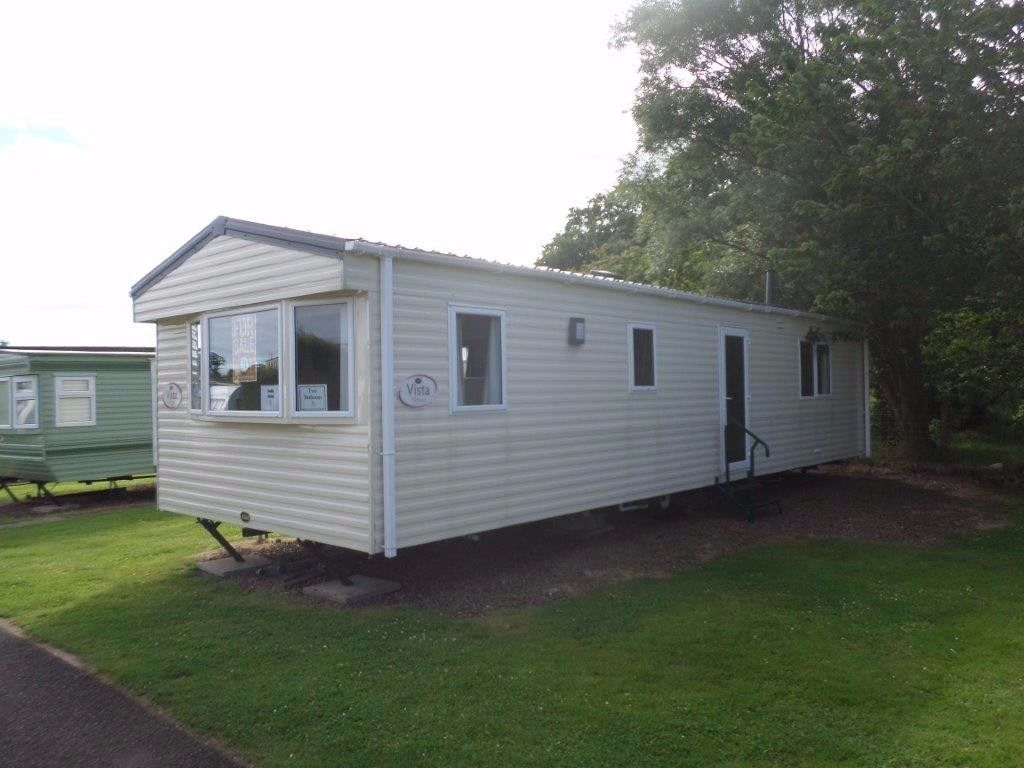 2010 ABI Vista Platinum static caravan for sale at Chesterfield Country Park in Berwickshire