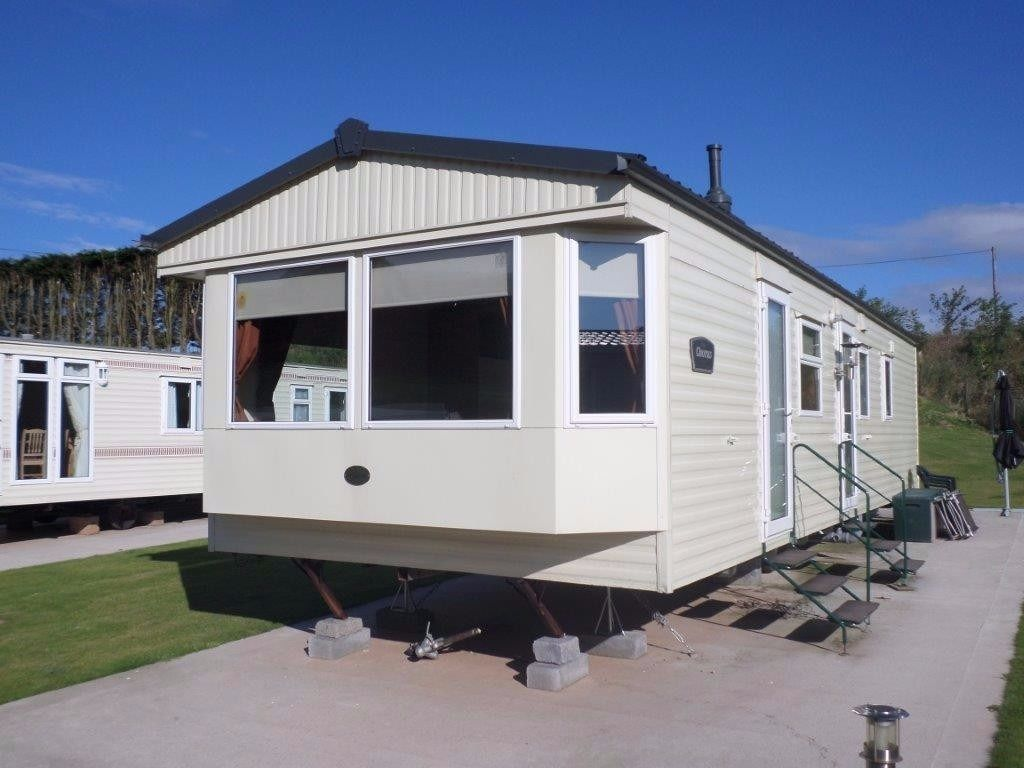 2010 Atlas Chorus static caravan for sale at Chesterfield Country Park in Berwickshire