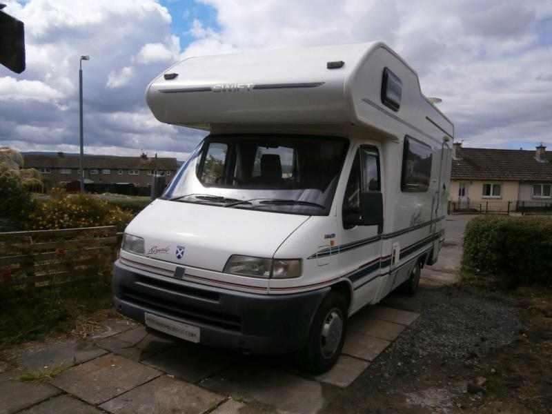 Swift Royale Ensign 590 SE