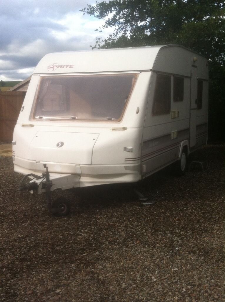 5 berth sprite musketeer 1998 very good condition