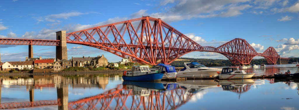 Abseil from the Forth Rail Bridge for Royal Blind